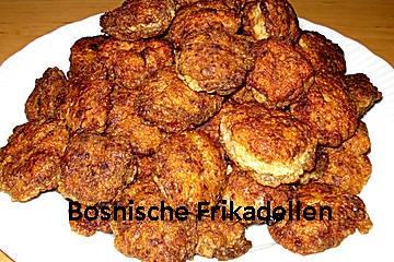 Bosnische Frikadellen