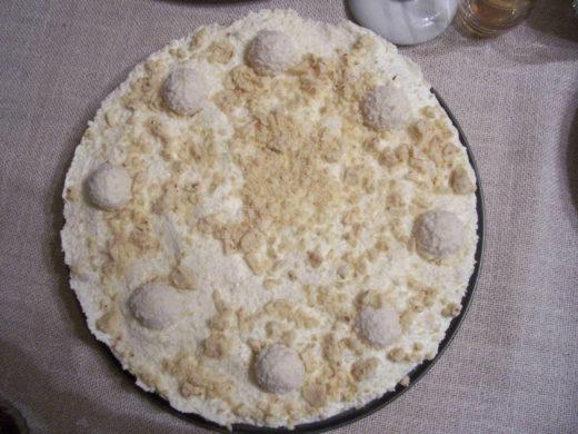 Raffaelo Kühlschrankkuchen