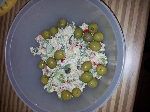 Thunfisch-Dipp