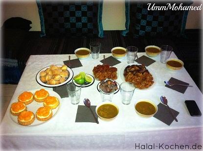 iftar sommer