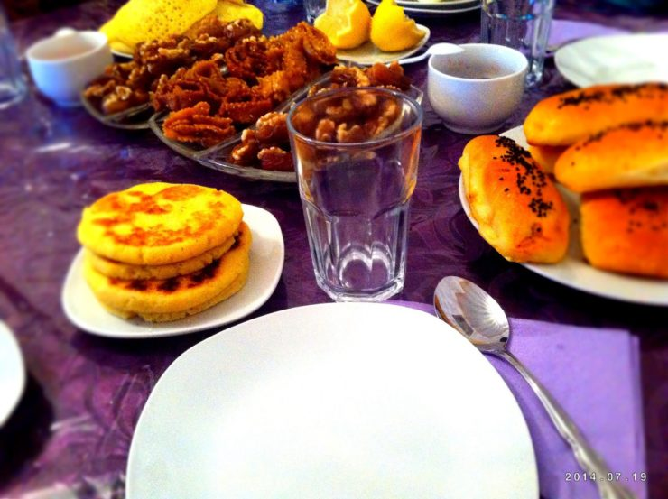 traditional iftar