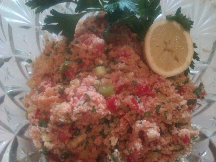 Kisir / Bulgur Salat